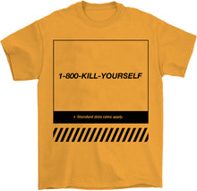 Load image into Gallery viewer, Kill yourself T-Shirt grungewave satire