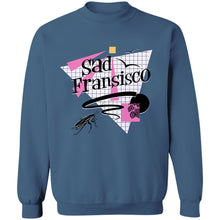 Load image into Gallery viewer, Sad Fransisco Crewneck Sweatshirt