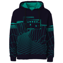 Load image into Gallery viewer, Innerspace Terraform All Over Hoodie