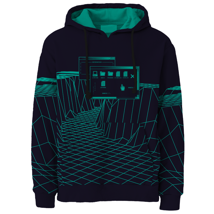 Innerspace Terraform All Over Hoodie