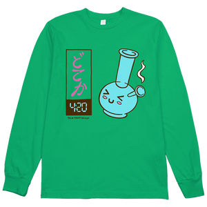 It'S 4:20 Somewhere L/S Tee