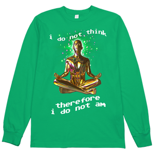 I Do Not Am L/S Tee