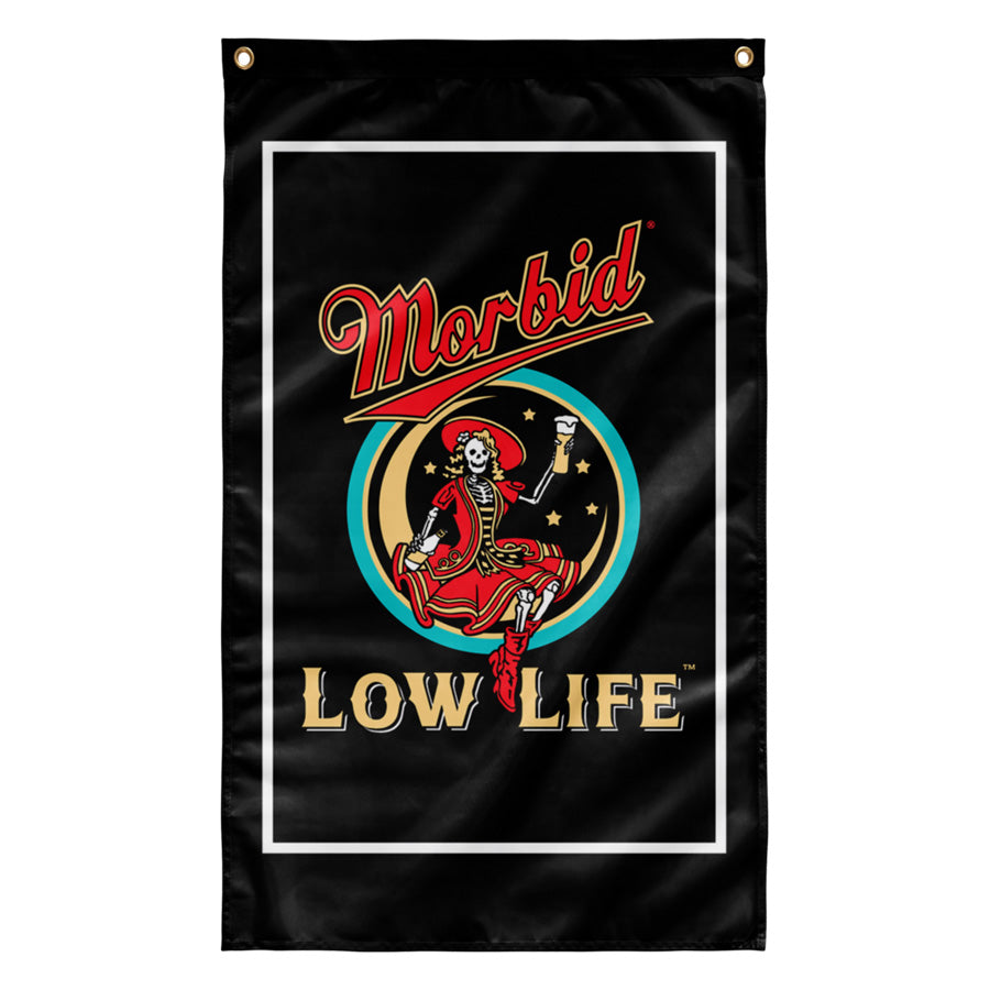 Morbid Low Life Tapestry