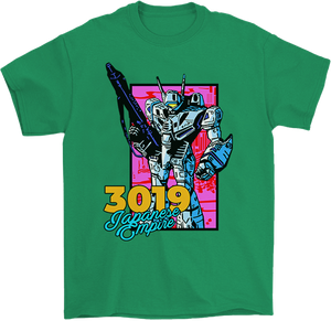 Japanese Empire 3019 T-Shirt