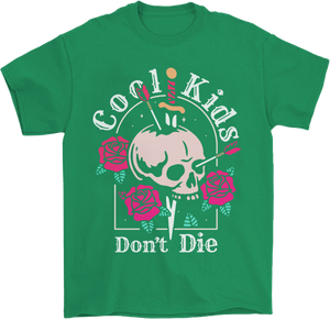 Cool Kids Don't Die T-Shirt