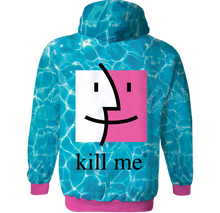 Load image into Gallery viewer, Kill Me All Over Hoodie