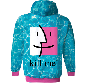 Kill Me All Over Hoodie