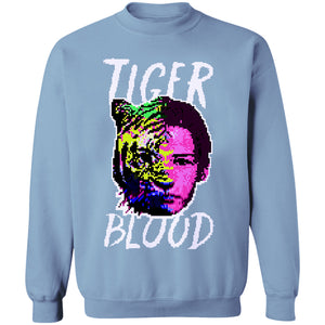 Tiger Blood Jumper