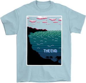 The End 8 Bit T-Shirt