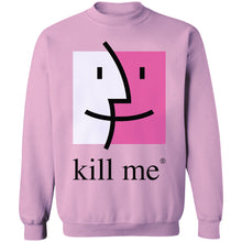Load image into Gallery viewer, Kill Me Finder Crewneck Sweatshirt