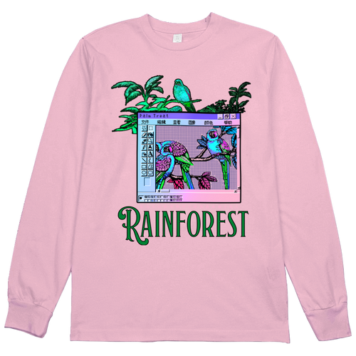 Acid Rainforest L/S Tee