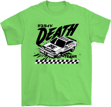 Load image into Gallery viewer, Cyberpunk Deathrace Graphic T-Shirt