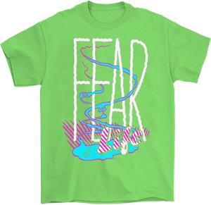 Fear of Life Vapor T-Shirt