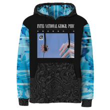 Load image into Gallery viewer, Liquid Crystal All Over Hoodie
