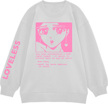 Load image into Gallery viewer, Digital Demon Loveless Gold Lamé + Pink Jumper