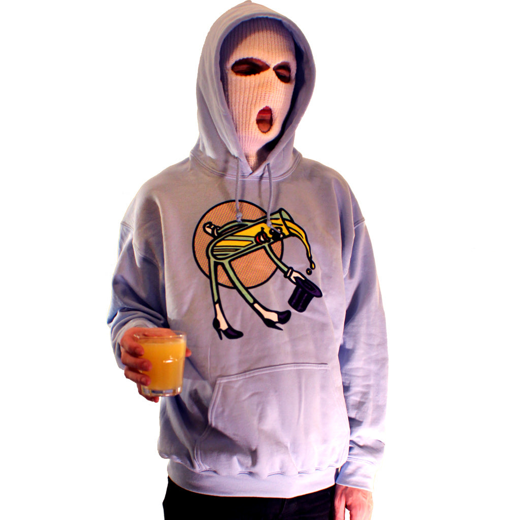 LSD Hoodie by palm-treat.myshopify.com for sale online now - the latest Vaporwave & Soft Grunge Clothing