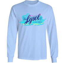 Load image into Gallery viewer, lysol shirt by palm treat