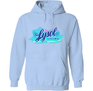 lysol hoodie by palm treat