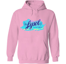Load image into Gallery viewer, pink lysol poison hoodie