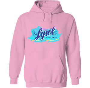 pink lysol poison hoodie