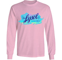 Load image into Gallery viewer, lysol poison long sleeve vaporwave nihilist shirt by palm treat