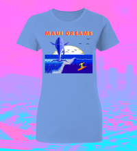 Load image into Gallery viewer, LADIES Maui Dreams T-Shirt