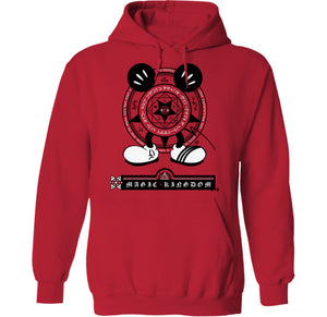 magic kingdom steamboat hoodie by palm treat