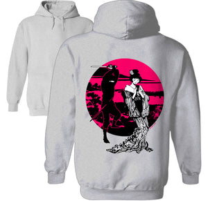 marked as read ninja murder hoodie by palm treat