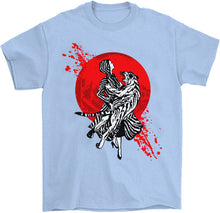 Load image into Gallery viewer, Japanese traditional comic book art pop art Palm Treat T-Shirt