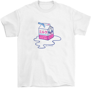 Kawaii Spilled Milk T-Shirt