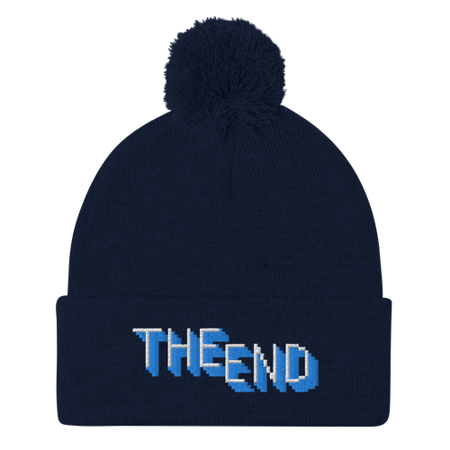 The End Pom-Pom Beanie