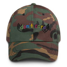 Load image into Gallery viewer, Don't Care Dad Hat