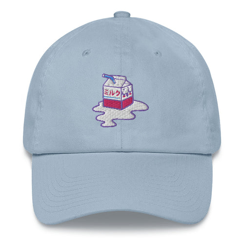 Spilled Milk Dad Hat