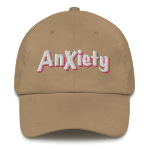 Anxiety Dad Hat