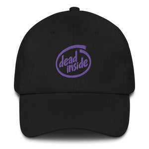 Dead Inside Dad Hat