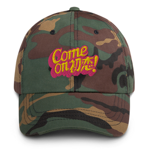 Come On! Dad Hat