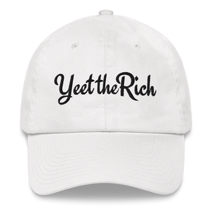 Yeet the Rich Dad Hat