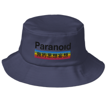 Load image into Gallery viewer, Paranoid Bucket Hat