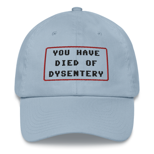 Dysentery Dad Hat