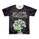 Simpsons Thrillho Milhouse palm treat shirt free shipping