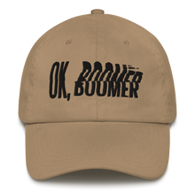 Load image into Gallery viewer, OK, Boomer Dad Hat