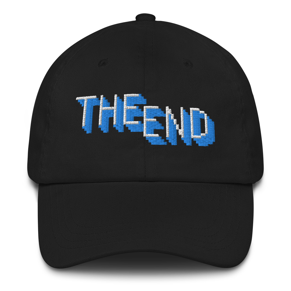 The End Dad Hat