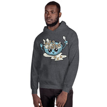 Load image into Gallery viewer, Hail Satan Hoodie