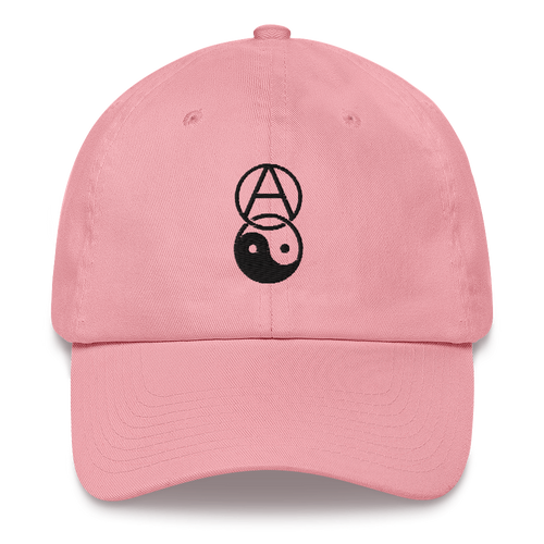 Anarchy Yin Yang Dad Hat
