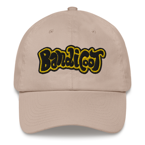 Trash Bandicoot Dad Hat
