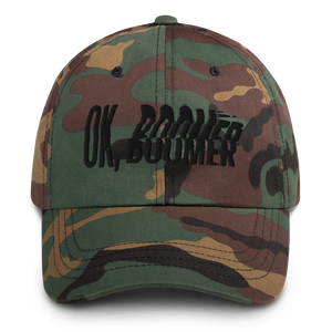 OK, Boomer Dad Hat
