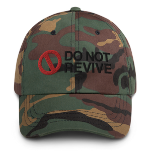 Do Not Revive Dad Hat