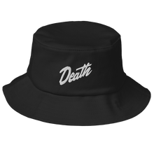 Load image into Gallery viewer, Death Bucket Hat