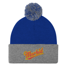 Load image into Gallery viewer, Morbid Pom-Pom Beanie