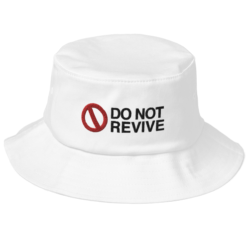 Do Not Revive Bucket Hat